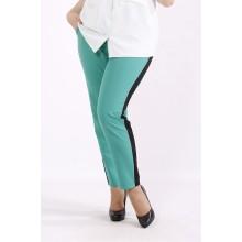 Светло зеленые брюки ККК6665-b062-2