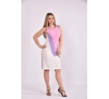 Сиреневое платье 42-74 размер ККК316-0492-2