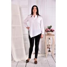 Белая блузка ККК249-0580-3