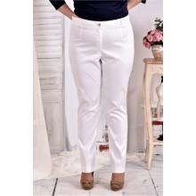 Светлые брюки классика  ККК240-030-4