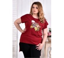 Стрейчевая футболка ККК2997-0561-2