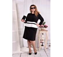 Черный костюм ККК266-0576-1