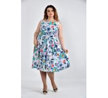 Платье ромашки ККК1061-0497-3