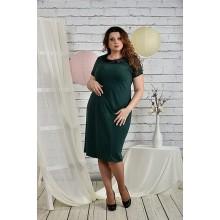 Зеленое платье 42-74 размеры портупея отдельно ККК2-0447-3