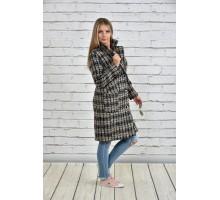 Пальто бежевое ККК153-0332-1