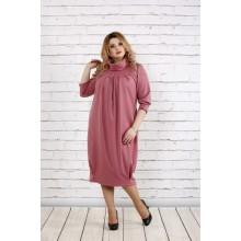 Свободное платье-мешок фрезия ККК1827-0744-1
