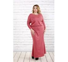 Платье в пол фрезия ККК1632-0720-2