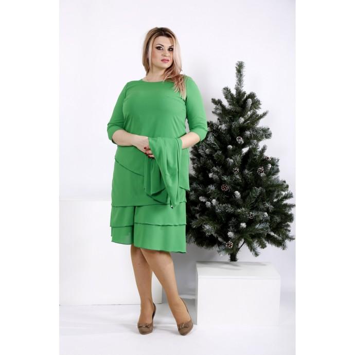 Зеленый костюм ККК2049-0955-3