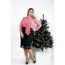 Блузка цвета фрезия ККК2060-0951-2