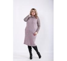 Теплое платье из ангоры ККК538-01057-2