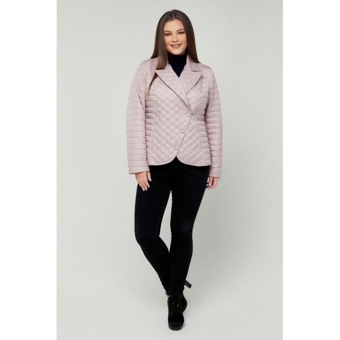 Куртка-жакет пудровая РК11D37-948