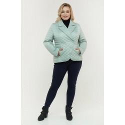 Куртка-жакет женская олива РК11D38-948