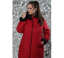Куртка женская двусторонняя рк1125r-М-768