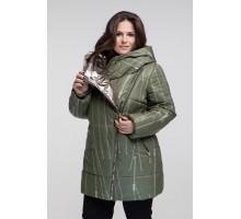 Зимняя куртка на молнии РК11111-682