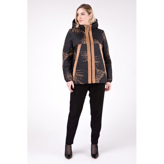 Куртка на молнии двухсторонняя РК111181-757