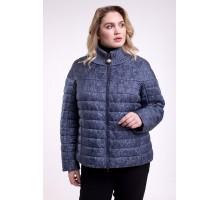 Осенняя куртка с принтом РК1111103-709