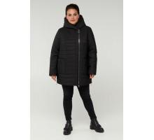 Черная демисезонная куртка РК11S4-885