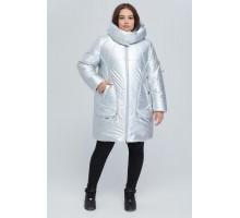 Красивая куртка удлиненная РК11S24-894