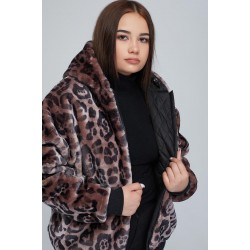 Зимняя куртка двухстороняя РК11S45-903