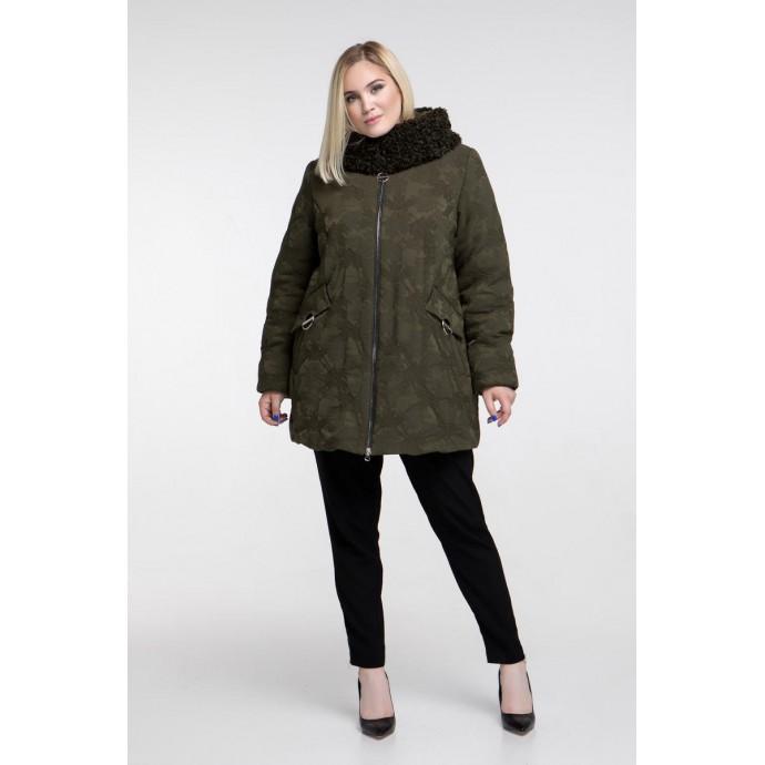 Куртка зимняя-кленовый лист РК111131-665