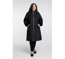 Удлиненное пальто РК111137-676
