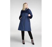 Удлиненное пальто РК111136-676
