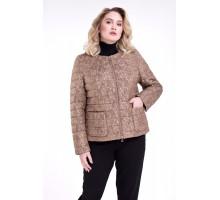 Куртка с принтом РК1111121-728