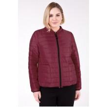 Куртка бордовая двухсторонняя РК111187-733
