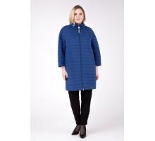Пальто цвета электрик РК1111122-755