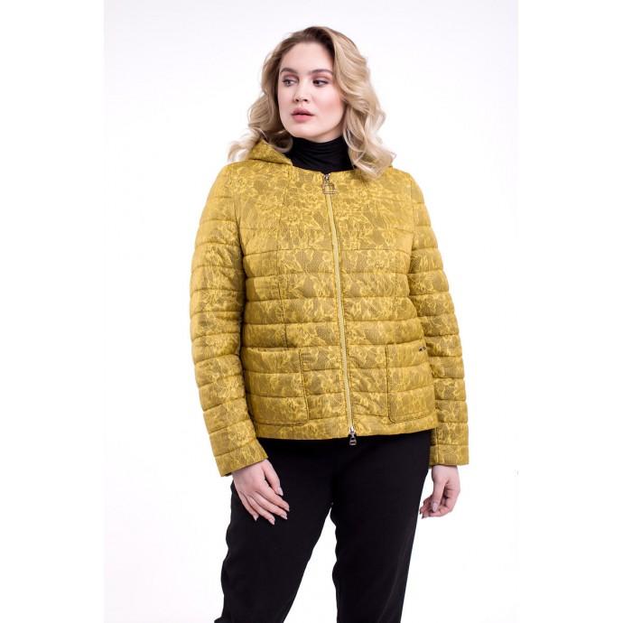 Куртка с принтом РК1111119-728