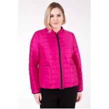 Куртка малиновая двухсторонняя РК111185-733