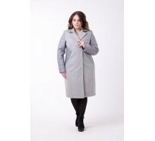Пальто женское большого размера РК1182-619