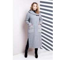 Пальто женское миди РК1199-628
