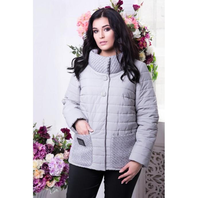 Демисезонная куртка короткая РК1129-590