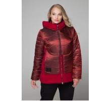 Демисезонная куртка больших размеров РК1131-604
