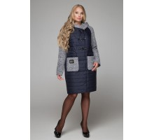 Пальто больших размеров РК1125-600