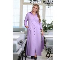 Платье Лантана сирень РОЗS620