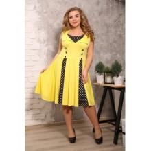 Платье Подсолнух S19