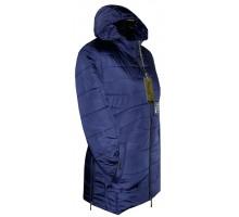 Молодежная куртка синяя ЛАНА4313-86
